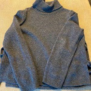 Cynthia Rowley turtleneck sweater